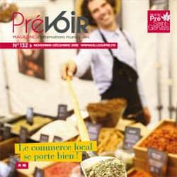 """Couverture du magazine """"Prévoir"""""""