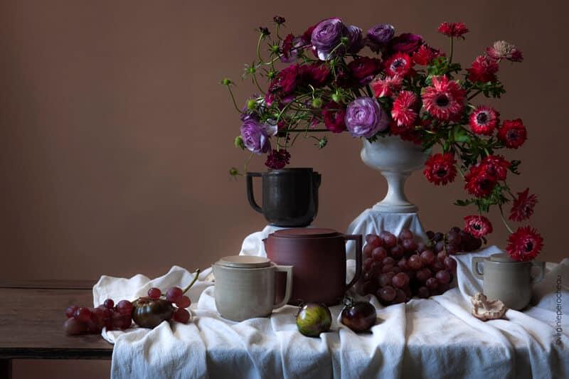 Théières artisanales en céramique